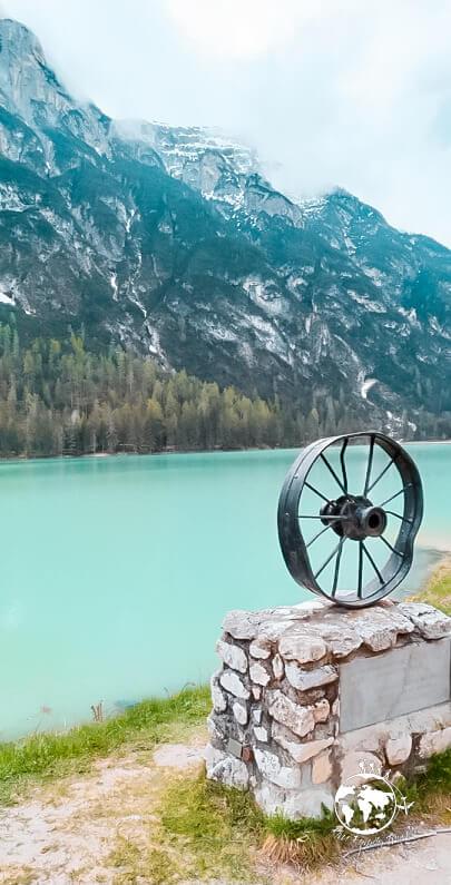 Lago Di Landro roue de vélo
