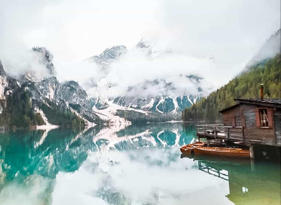 Lago Di Braie